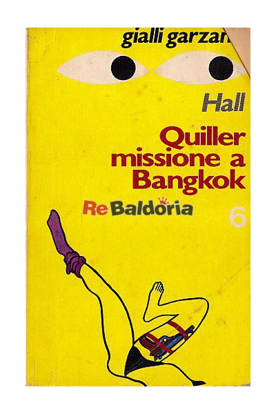Quiller missione a Bangkok