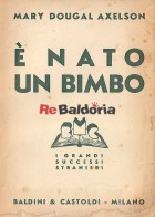 é nato un bimbo (A child is born)