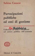 Partecipazioni pubbliche ed enti di gestione