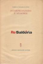 Interpretazioni e memorie