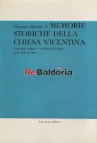 Memorie storiche della chiesa Vicentina Volume 3° parte 2°