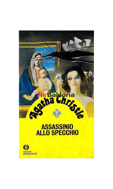 Assassinio allo specchio agatha christie mondadori - Assassinio allo specchio ...