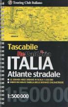 Italia Atlante stradale 1:500.000