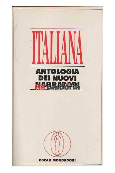 Italiana - Antologia dei nuovi narratori