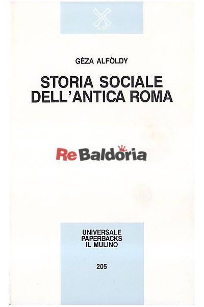 Storia sociale dell'antica Roma