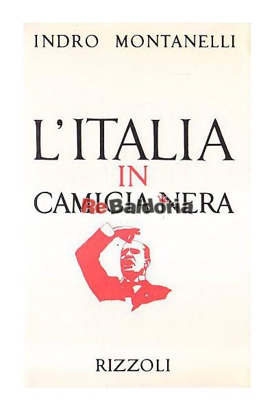 L'Italia in camicia nera
