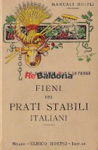 Fieni dei prati stabili italiani