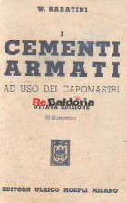 Cementi armati ad uso dei capomastri