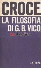 La filosofia di G.B. Vico