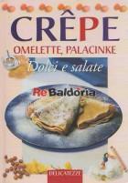 Crepe, omelette, palacinke