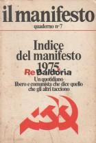 Il manifesto quaderno 7