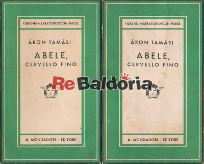 Abele, cervello fino - Volume 1° e 2°