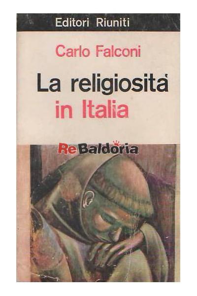 La religiosità in Italia