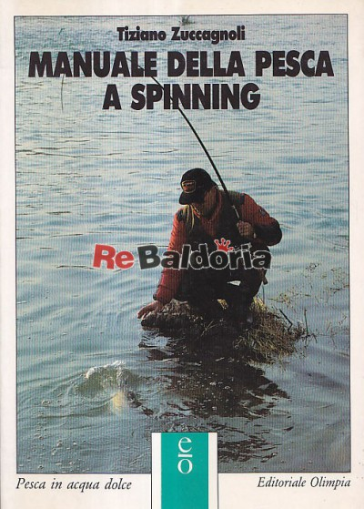 Manuale Della Pesca A Spinning