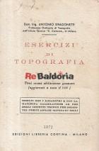 Esercizi di topografia vol. IV