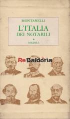 L'italia dei notabili (1861 - 1900)