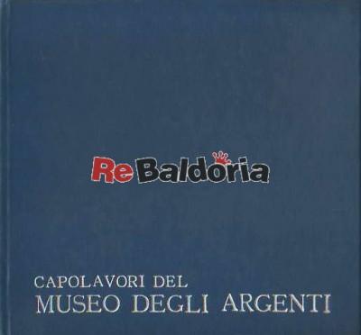 Capolavori del museo degli argenti