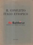 Il Conflitto Italo Etiopico