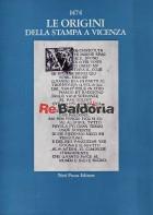 Le origini della stampa a Vicenza