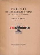 Tributi Di Poesia Dialettale A Vicenza