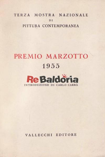 Premio Marzotto 1955 - Terza Mostra Nazionale di Pittura Contemporanea