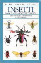 Insetti Ragni E Altri Artropodi Terrestri