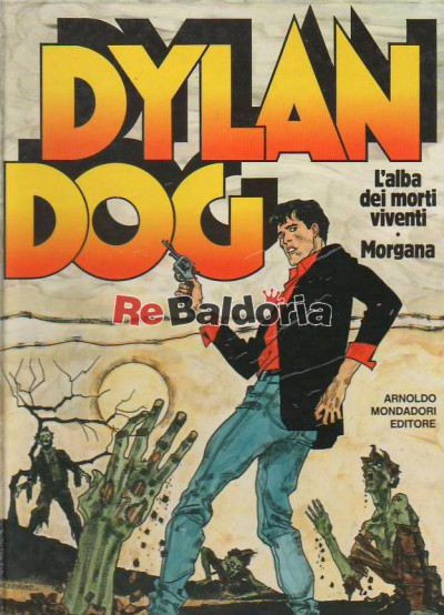 Dylan Dog - L'alba dei morti viventi - Morgana
