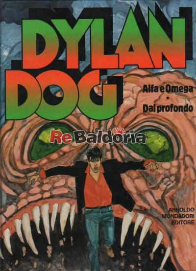 Dylan Dog - Alfa e Omega - Dal profondo