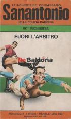 Sanantonio - Fuori l'arbitro