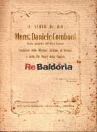 Il servo di dio Mons. Daniele Comboni Vicario apostolico dell'africa centrale