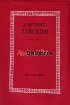 Antonio Barolini 1910 - 1971