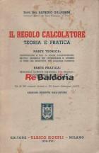 Il regolo calcolatore