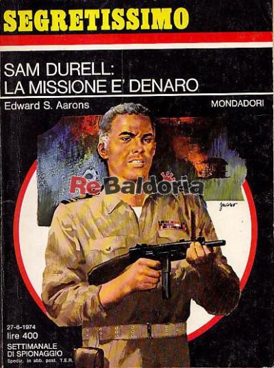 Sam Durell: La missione è denaro