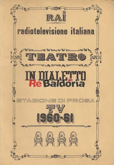 Teatro in dialetto