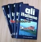 Ali italiane - 4 volumi