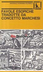 Favole esopiche tradotte da Concetto Marchesi