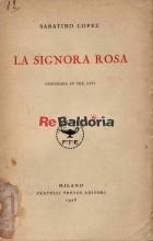 La signora Rosa - commedia in tre atti