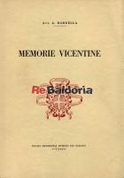Memorie vicentine