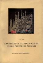 Architetture e decorazioni nelle chiese di Milano