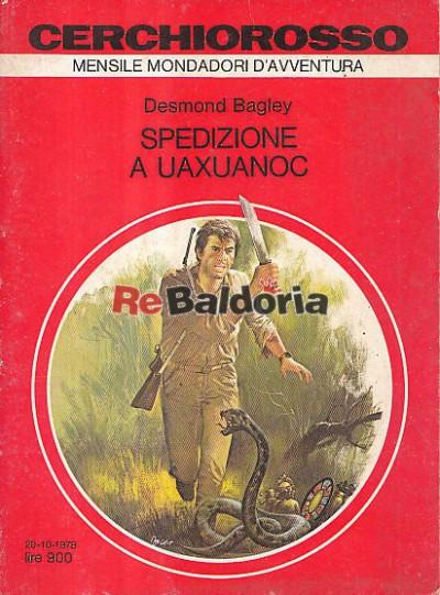 Spedizione a Uaxuanoc