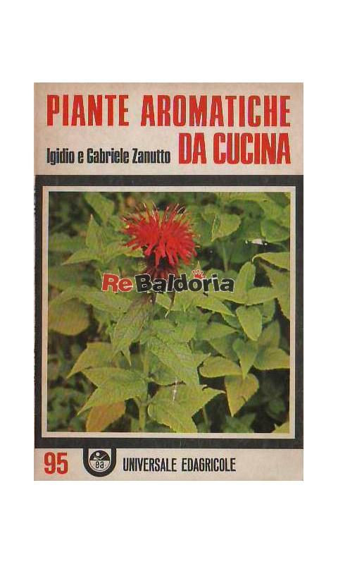 Piante aromatiche da cucina In appendice piante da stupefacenti ...