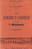 Le costruzioni in cemento armato