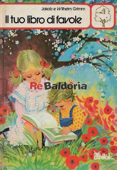 Il tuo libro di favole