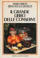 Il grande libro delle conserve