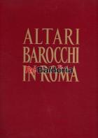 Altari barocchi in Roma