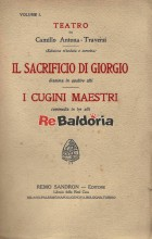 Il sacrificio di Giorgio I cugini maestri