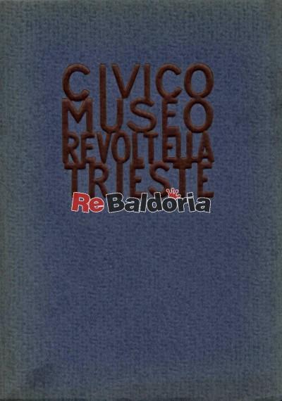Catalogo della galleria d'arte moderna del Civico Museo Revoltella Trieste