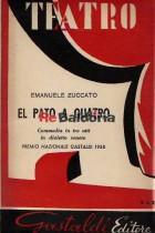 El pato a quatro - Commedia in tre atti in dialetto veneto