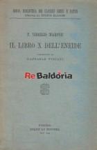 Il Libro X Dell' Eneide