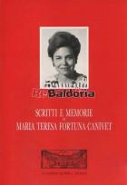 Scritti E Memorie Di Maria Teresa Fortuna Canivet